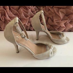Off white heels